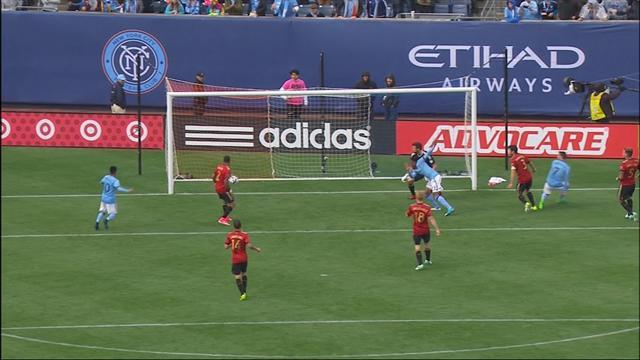 Høydepunkter: New York City FC - Atlanta United