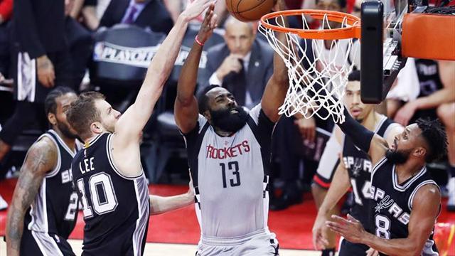 Empiezan Spurs y Warriors