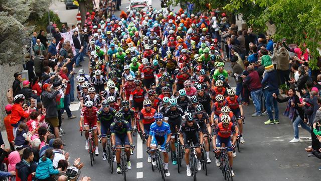 Startliste, Teams und Ausfälle des 100. Giro d'Italia