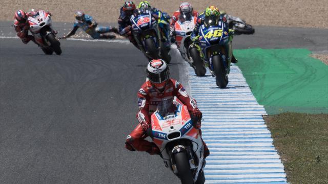 MotoGP își poate schimba liderul la Le Mans, în Marele Premiu al Franței