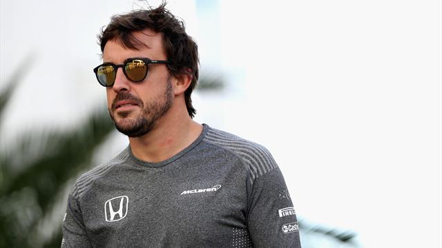 """Alonso, algo más optimista: """"Si estamos ganando antes de septiembre, será fácil quedarme"""""""