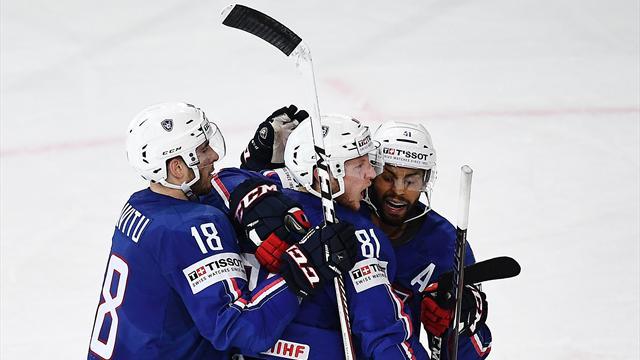 Après l'exploit contre la Finlande, un derby de feu face à la Suisse