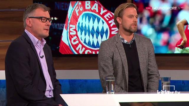 Ist die Bundesliga eine Ausbildungsliga, Herr Hildebrand?