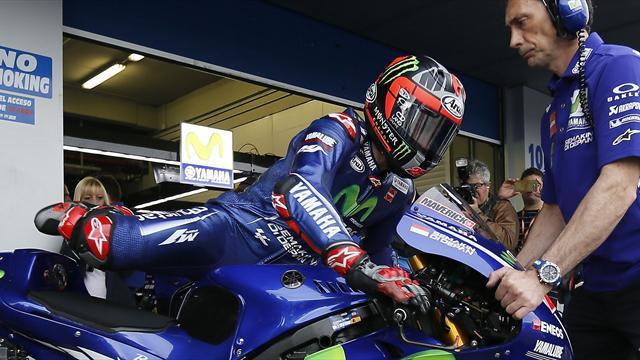 MotoGp, test Jerez: Vinales il più veloce, Marquez vicinissimo