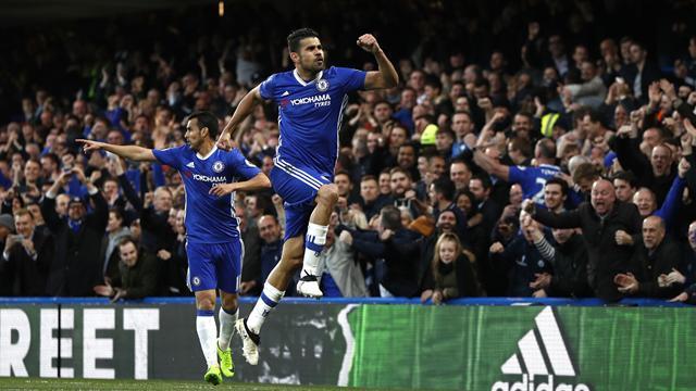 Chelsea fait un nouveau pas vers le titre en précipitant Middlesbrough