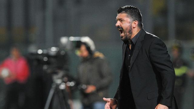 Il Cittadella passeggia a Pisa, Gattuso retrocede in Lega Pro