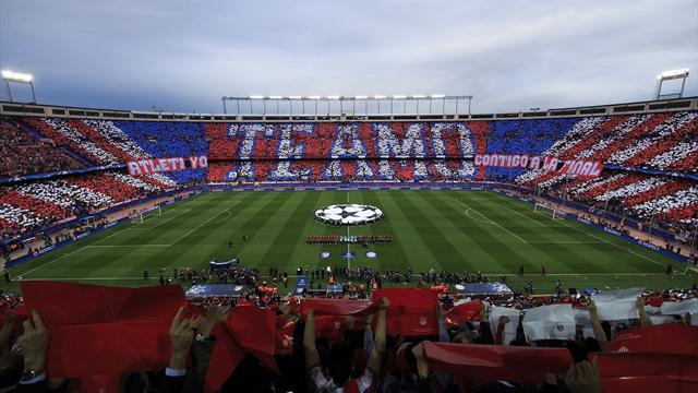Malédiction, enfer et remontada : dernière messe européenne au stade Vicente-Calderón