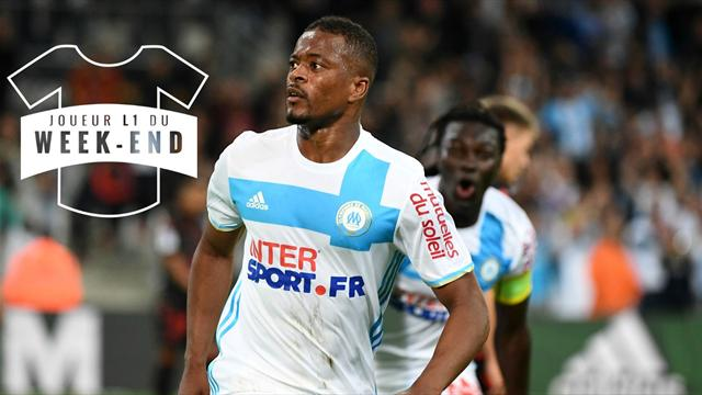 Pour vous, Evra est le meilleur joueur de la 36e journée de Ligue 1