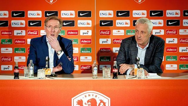 Dick Advocaat es el nuevo técnico de selección holandesa de fútbol