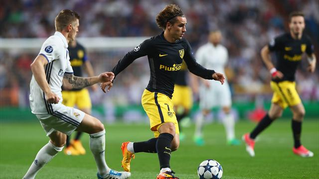 Paper Round: Real plan Griezmann move, if United swoop for Madrid star