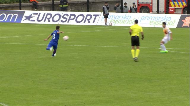Croatia score stunning volley against Spain U17s