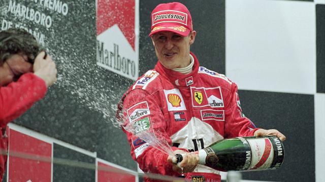 Schumacher a 49 ans : retour sur sa folle carrière