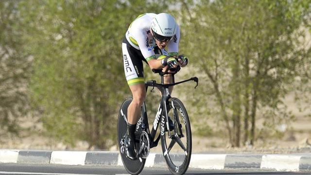 Colombiano Gaviria gana 3ra etapa del Giro