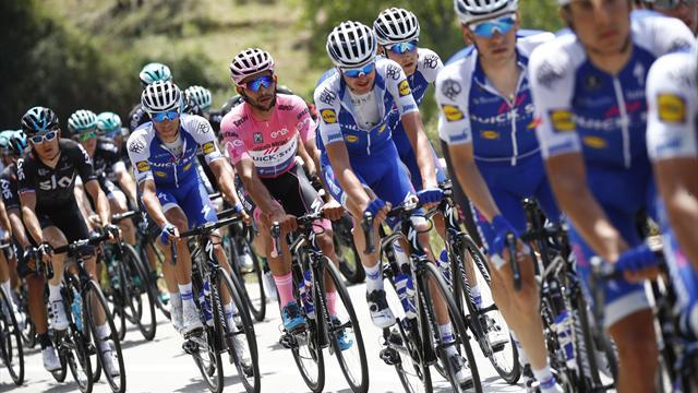 Die 22 Teams für den Giro 2020 stehen fest: Drei Wildcards, ein Verzicht