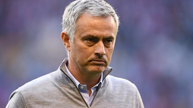 """Mourinho : """"Personne ne peut nous blâmer de faire tourner"""""""