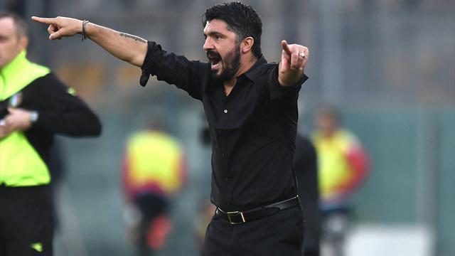 Команда Гаттузо вылетела из Серии В, пропустив меньше всех в лиге