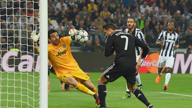 Ronaldo-Buffon, un duel en or