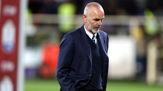 Inter Milan sack manager Stefano Pioli