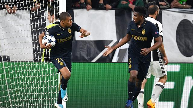 Avec son 6e but, Mbappé est entré dans l'histoire de la Ligue des champions