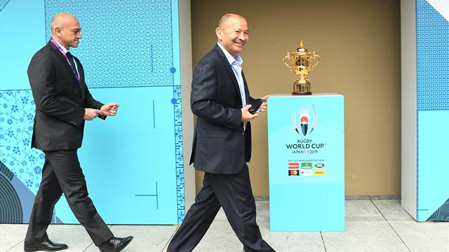 England, France, Argentina in 'Pool of Death' for 2019 World Cup