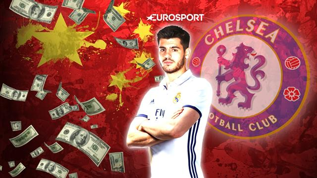 Euro Papers: Chelsea target Morata turns down Chinese mega-deal