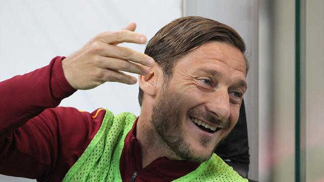 Totti declines to confirm retirement at end of season