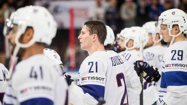 Antoine Roussel, le plus Québécois des hockeyeurs français