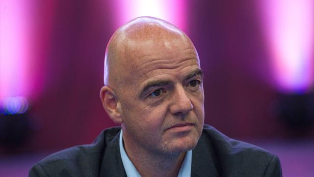 Infantino says 'nothing in the way' of using VAR at World Cup