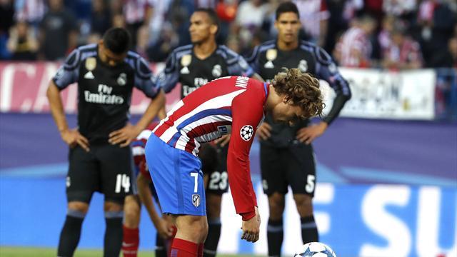 Polémica: Del inocente penalti de Varane a Torres al choque de Godín con Cristiano