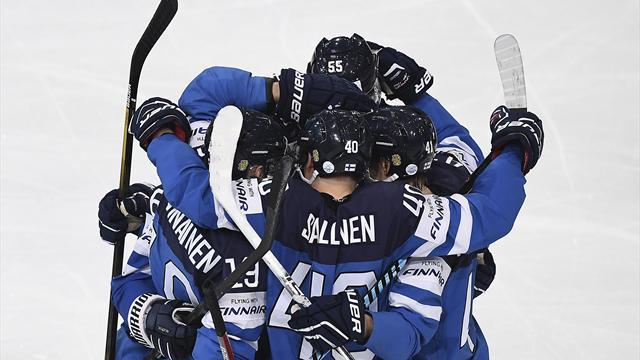 Россия сыграет с Финляндией в матче за бронзу