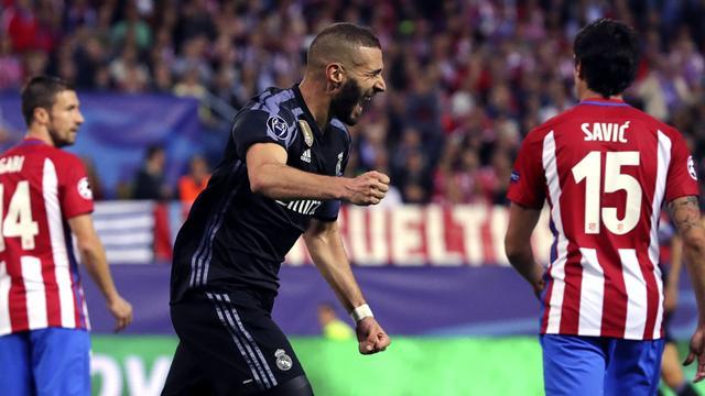La jugada mágica de Benzema en el Calderón que mejoró el taconazo de Redondo en Old Trafford