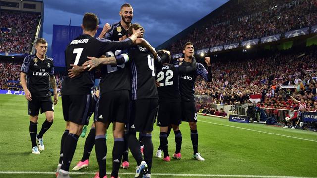 El Real Madrid sigue siendo la bestia negra del Atlético en Champions