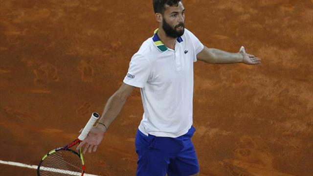 Nadal vence a Djokovic después de casi tres años