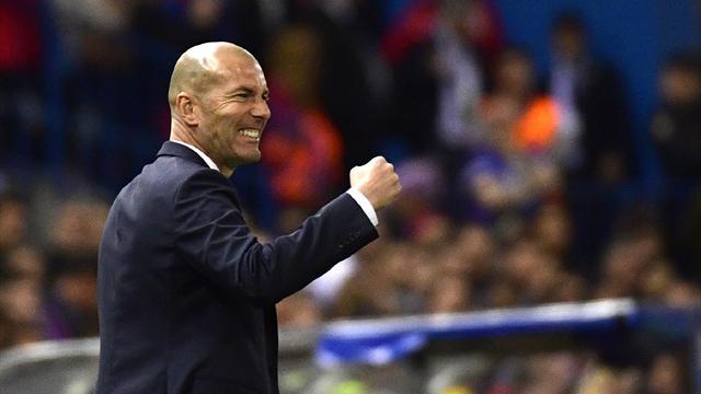 Зидан: «Игроки «Реала» в охренительной форме»