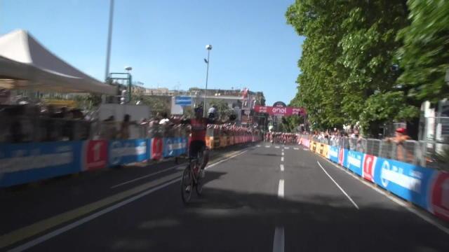 Giro'da trajikomik erken sevinç