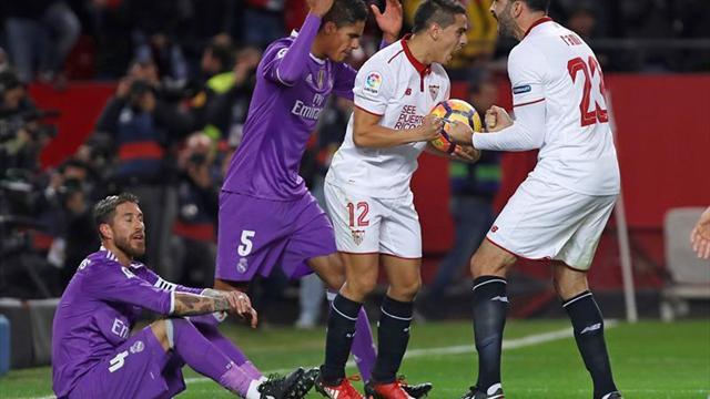 Atlético Madrid vs Real Madrid: mejores imágenes del partido por Champions League