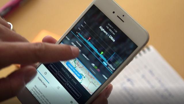 Come seguire il Giro d'Italia e i tuoi ciclisti preferiti con la nuova mappa interattiva