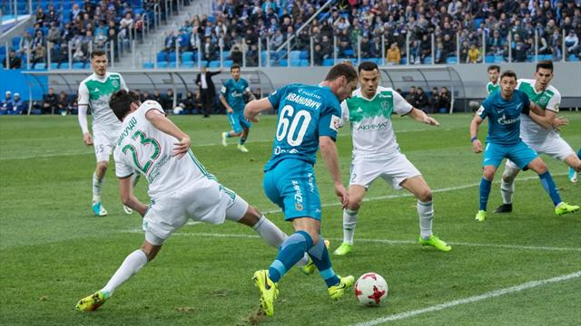 Болельщица «Зенита» продает билет на уже состоявшийся матч с «Тереком» за 16 тысяч рублей