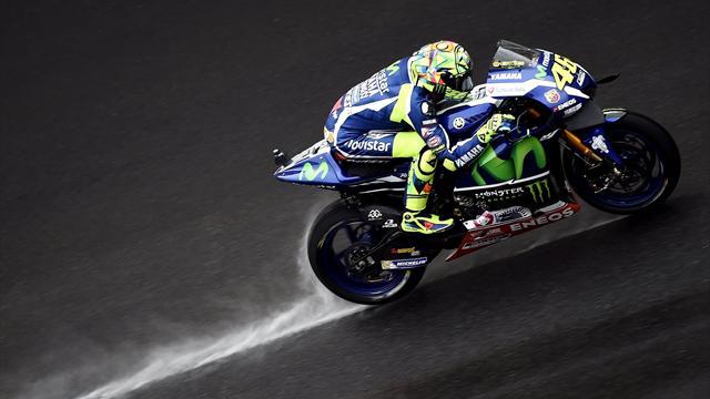 """Rossi: """"Abbiamo trovato un miglior feeling rispetto a Jerez"""""""