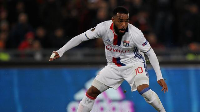 Lacazette keen on move to Atletico Madrid