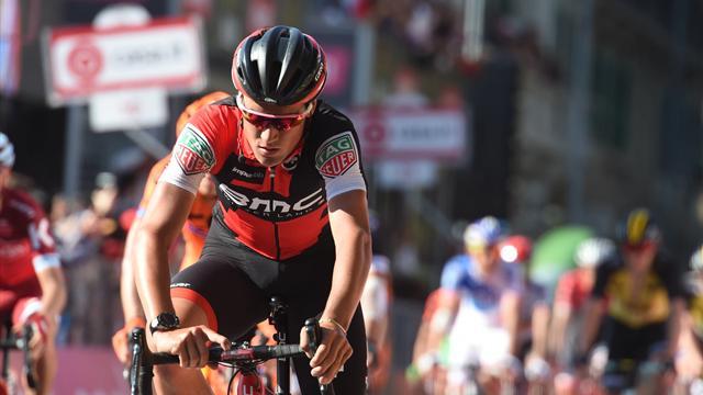 Дийе выиграл шестой этап «Джиро»