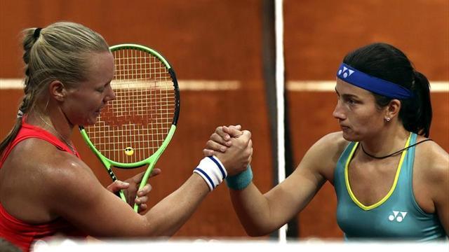 Nadal se sacó la mufa ante Djokovic y es finalista