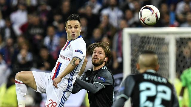 """Valbuena : """"Cette équipe a du talent mais on ne peut pas y arriver en étant aussi irrégulier"""""""