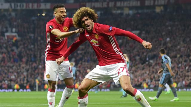 United to face Ajax in Europa League final after surviving nail-biter