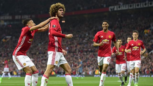 United a réussi l'essentiel… en jouant à se faire peur