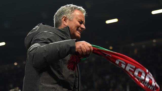 """Mourinho : """"Terminer de façon parfaite"""""""