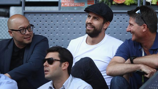 Gerard Pique's 'Tennis World Cup' plan backed by Murray, Djokovic and Nadal