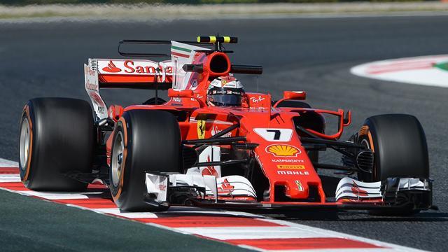 Räikkönen dominiert Abschlusstraining - Vettel vor Hamilton