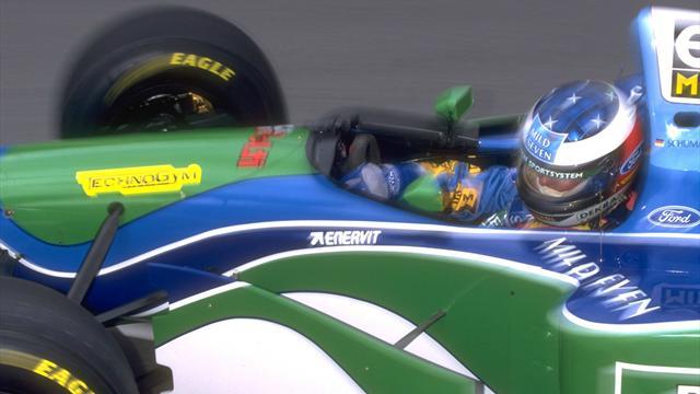 Montmelo 1994 : Le jour où… on a compris que Schumacher était un génie