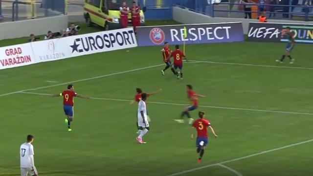 La France éliminée par l'Espagne (3-1) en quarts de finale